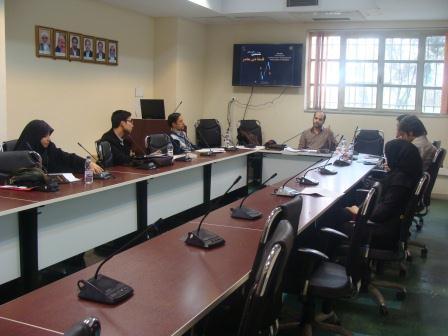 رئیس جلسه: دکتر طوسی
